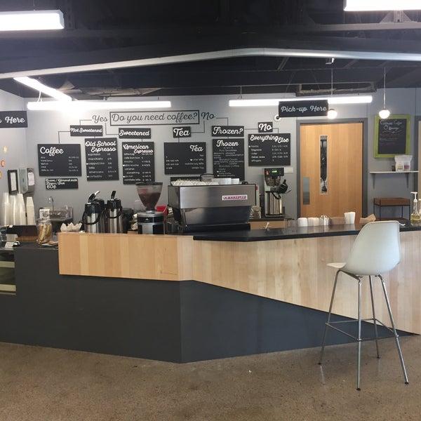 Photo taken at Accelerando Coffee House by Josh D. on 5/23/2018