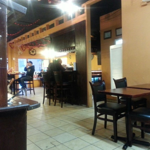 Photo taken at Leos Mexican Grill by chelsy w. on 2/19/2013
