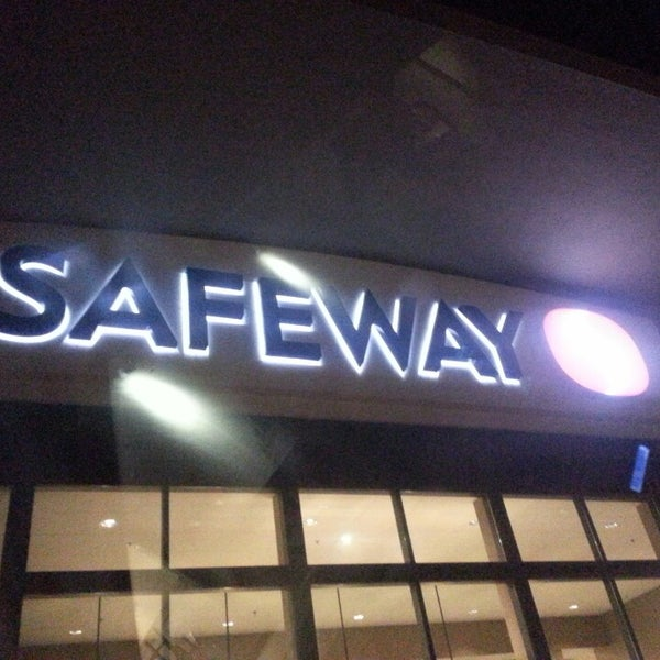 Photo taken at Safeway by Paul S. on 10/18/2013