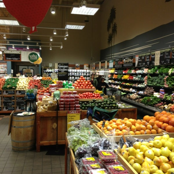 Photo taken at Whole Foods Market by Mirta K. on 3/16/2013