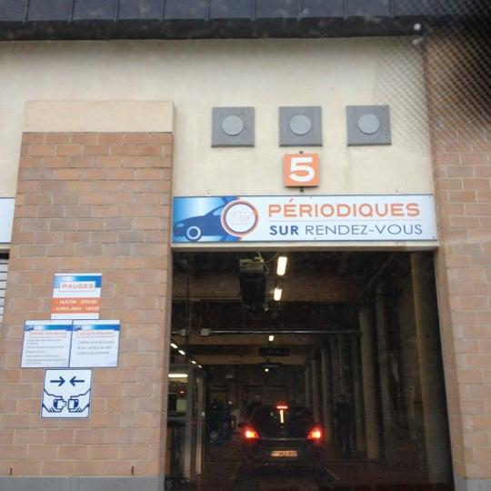 Contr le technique automobile cta auto garage for Garage controle technique toulouse