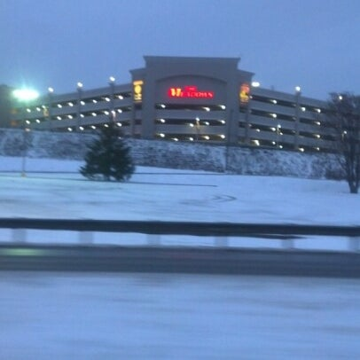 Photo taken at Meadows Racetrack & Casino by Paula B. on 12/27/2012