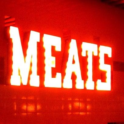 Foto tirada no(a) Meats por LaFilipe em 5/29/2013