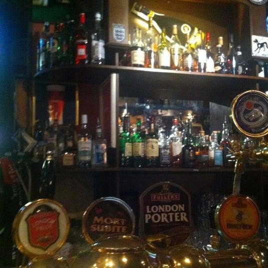 Снимок сделан в Bobby Dazzler Pub пользователем Plusone 10/12/2012