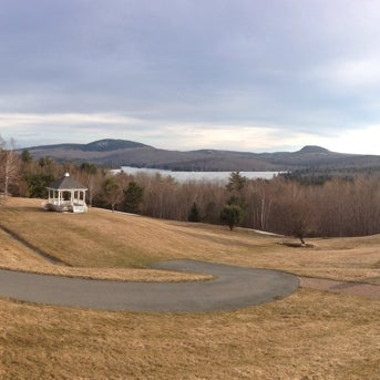 Photo taken at The Lucerne Inn by Kai A. on 4/11/2014