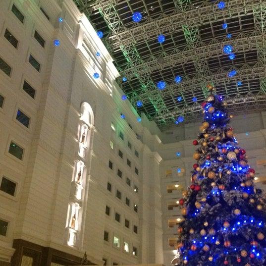 12/8/2012 tarihinde Mikhail S.ziyaretçi tarafından Rixos Almaty'de çekilen fotoğraf