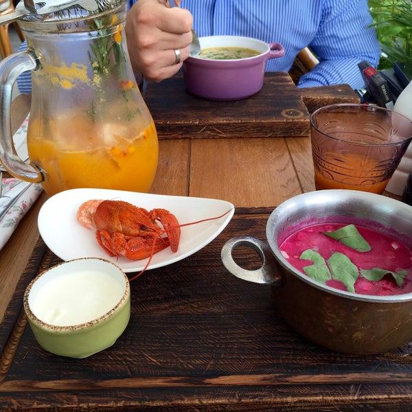 Снимок сделан в Юлина кухня пользователем Алексей 😜😝😁 7/29/2015