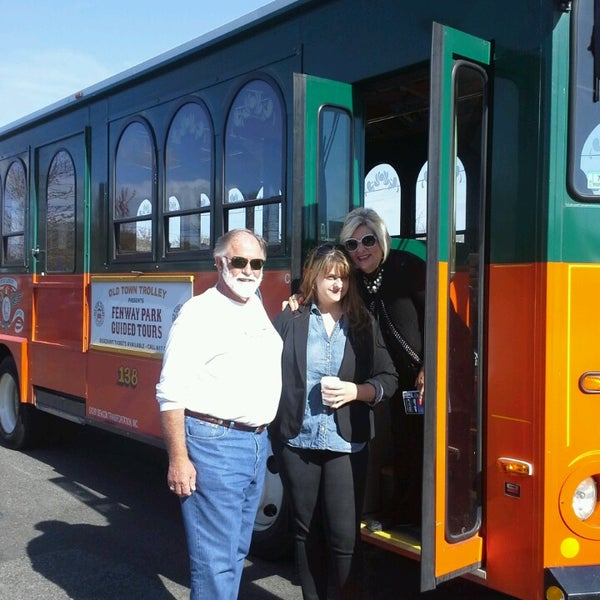 Photo taken at Old Town Trolley Tours of Boston by Ccmfer on 5/5/2013