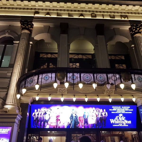 Foto scattata a The London Palladium da Robert L. il 1/9/2018