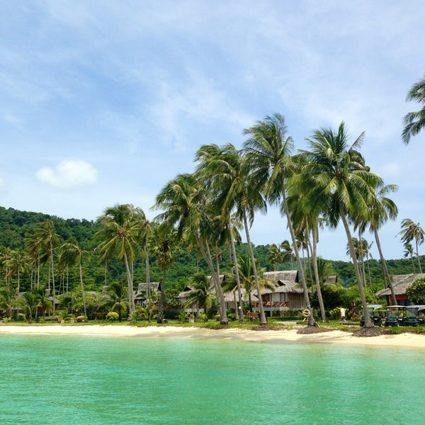 Phi Phi Beach: Phi Phi Island Village Beach Resort & Spa