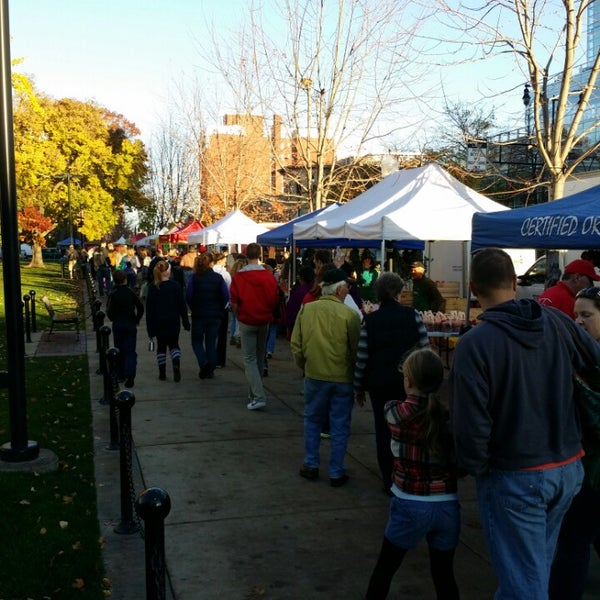 Photo taken at Dane County Farmers' Market by Keith C. on 10/25/2014