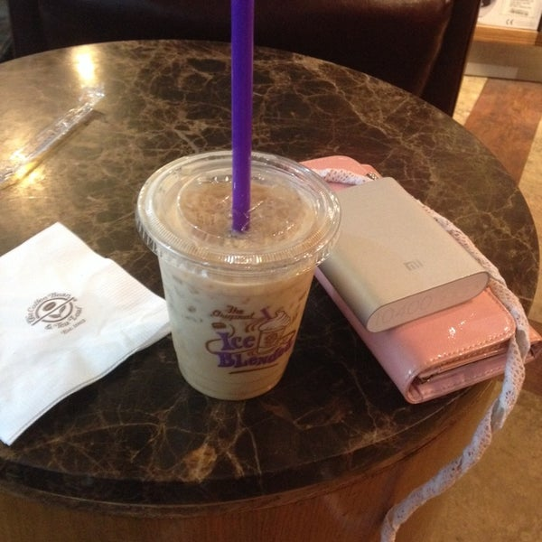 Photo taken at The Coffee Bean by KahYan on 7/11/2014