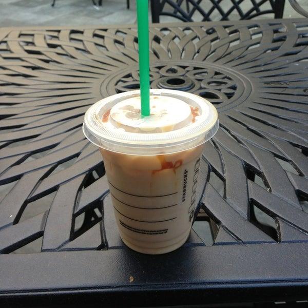 Photo taken at Starbucks by Meg on 9/18/2013