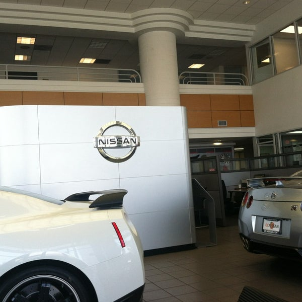 Photo Taken At Imperio Nissan Of Garden Grove By Erik S. On 8/20