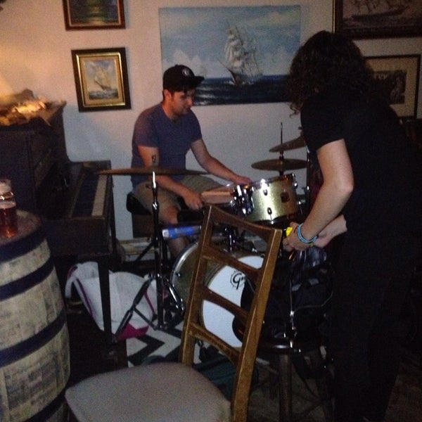 Photo taken at The Drink by Matt S. on 9/8/2014