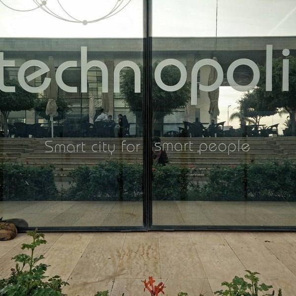 Photo taken at Technopolis by Omar M. on 11/11/2016