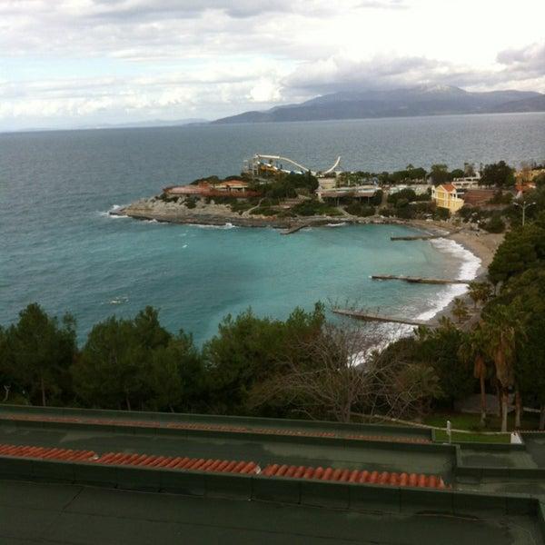 1/23/2013 tarihinde Semih R.ziyaretçi tarafından Pine Bay Holiday Resort'de çekilen fotoğraf