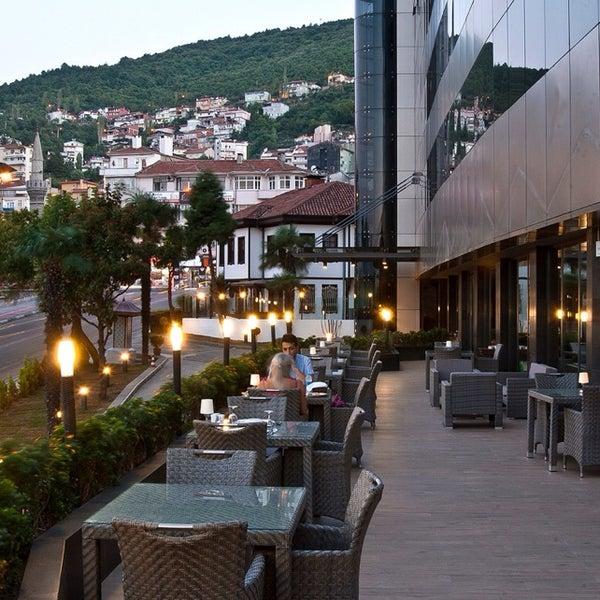 10/15/2013 tarihinde Alpay G.ziyaretçi tarafından Anatolia Hotel'de çekilen fotoğraf