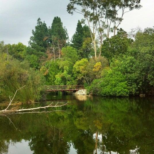 El Dorado Park Nature Center Trails