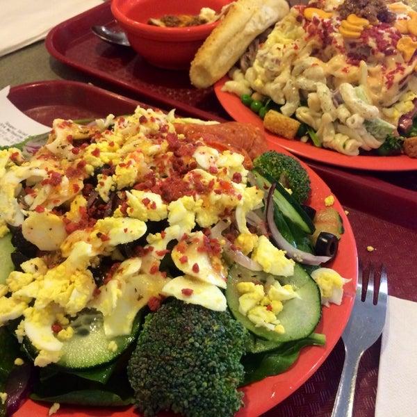 17 reviews of Souper Salad