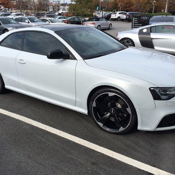 Photos At Rick Case Audi Gwinnett Auto Dealership - Audi gwinett