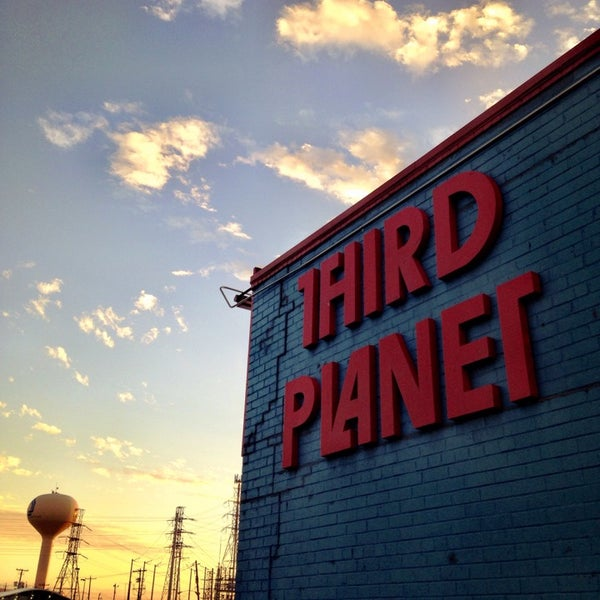 Photo taken at Third Planet Sci-Fi Superstore by John G. on 11/8/2014