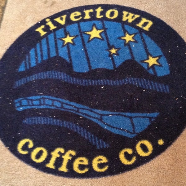 Photo taken at Rivertown Coffee by Greg L. on 7/12/2013