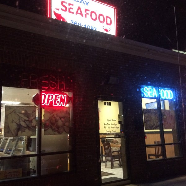 Ole bay seafood 908 s lynnhaven rd for Fish market virginia beach