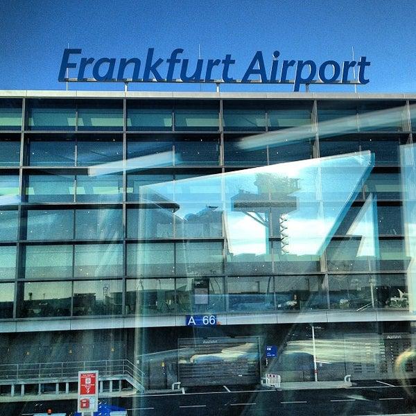 Das Foto wurde bei Frankfurt Airport (FRA) von Scott B. am 2/10/2013 aufgenommen