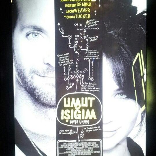 1/10/2013 tarihinde Ali Samet S.ziyaretçi tarafından Cinemaximum'de çekilen fotoğraf