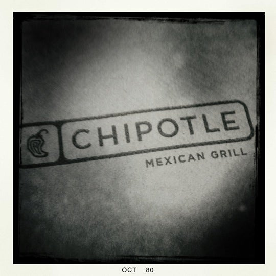 Photo taken at Chipotle Mexican Grill by Mitchell F. on 9/1/2011