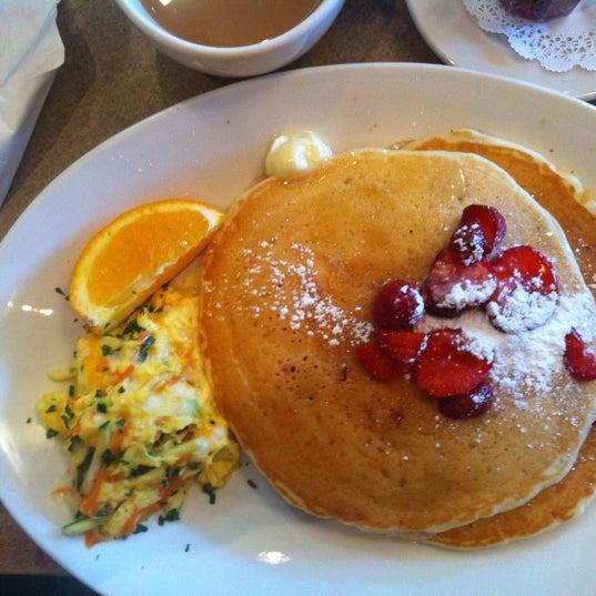 Cadillac Cafe Portland Breakfast Menu