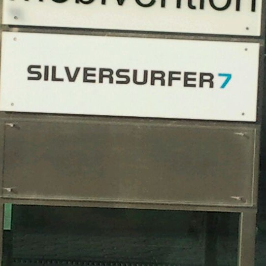 Снимок сделан в silversurfer7 пользователем Matthias S. 10/21/2011
