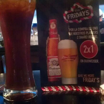 Photo taken at TGI Friday's by Humberto B. on 2/17/2012