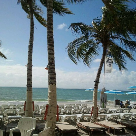 Photo taken at Playa El Yaque by Anselmo A. on 1/8/2012