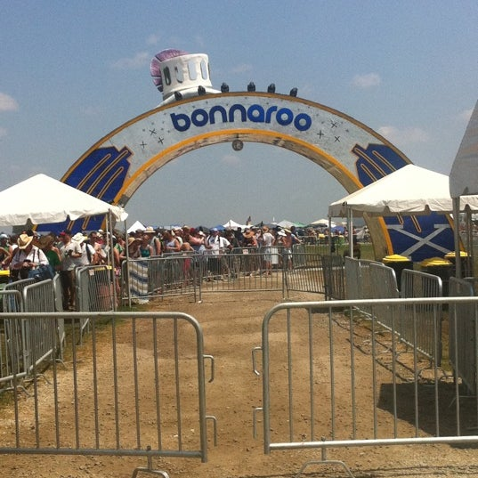 Photo taken at Bonnaroo Music & Arts Festival by Jenna D. on 6/11/2011