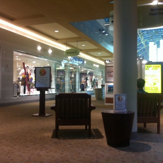 Photo taken at CoolSprings Galleria by Jim H. on 8/18/2011
