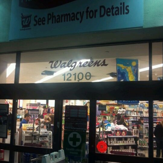 Walk in clinic walgreens orlando : Airswap ico uk login