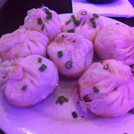 Photo taken at Shanghai Café Deluxe by Sunny S. on 6/23/2012
