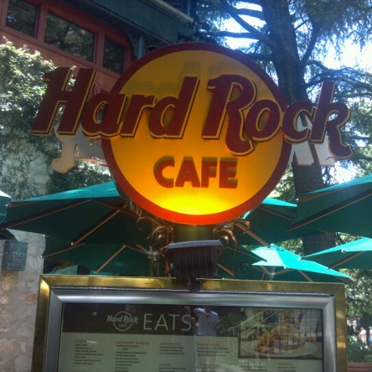 Hard Rock Cafe San Antonio