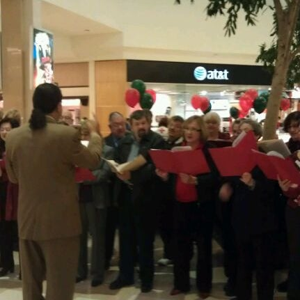 Photo taken at Ocean County Mall by Phoebe S. on 11/4/2011