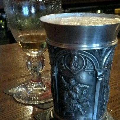Photo taken at Fado Irish Pub & Restaurant by In nomine Patris et Filii et Spiritus Sancti on 11/16/2011