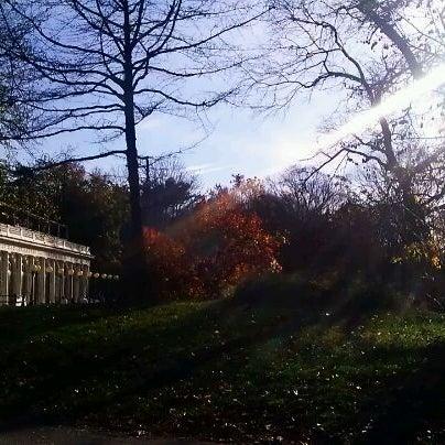 Photo taken at Prospect Park Boathouse & Audubon Center by Brian Y. on 11/26/2011