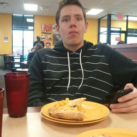 Photo taken at Cicis by Tom L. on 11/9/2011