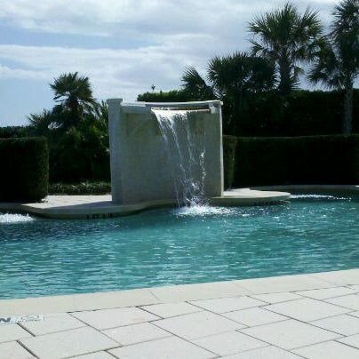 Photo taken at The Spa at Ponte Vedra Inn & Club by G on 3/8/2012