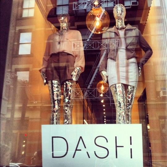 Photo taken at Dash NYC by maddi m. on 4/14/2012