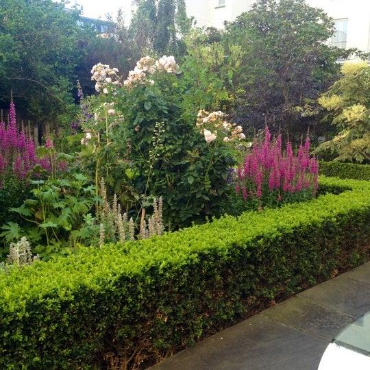 Photo taken at Merrion Hotel by Karen C. on 8/14/2012