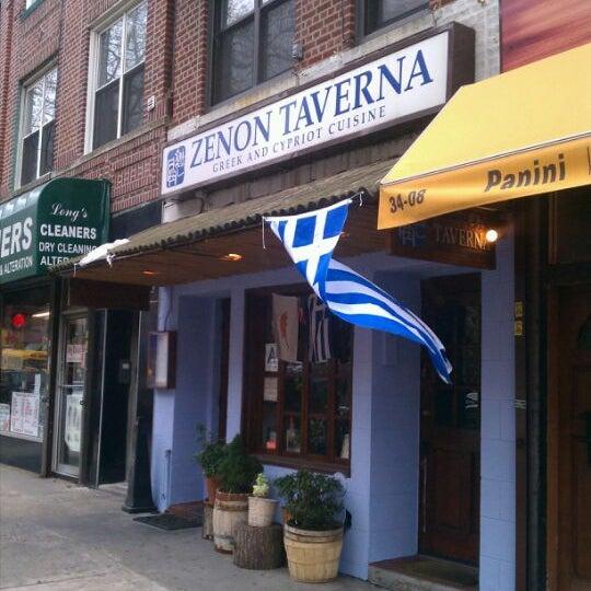 Zenon taverna greek restaurant in astoria for Astoria greek cuisine
