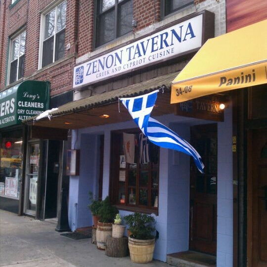 Greek Fish Restaurant Astoria
