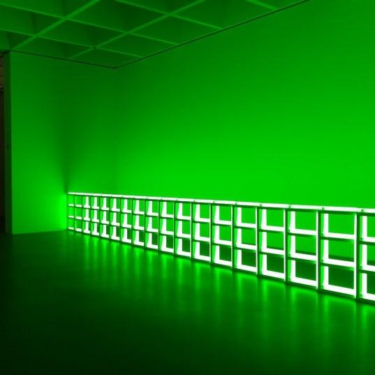 Photo taken at Pinakothek der Moderne by Christian G. on 1/6/2012
